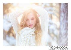 Winter whites in the snow - cozy scarf and sweater Senior Portrait Poses, Senior Girl Poses, Senior Girls, Snow Senior Pictures, Winter Pictures, Senior Photos, Winter Photography, Senior Photography, Photography Ideas