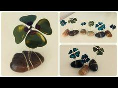 Nagellack Kleeblatt * DIY * Nail Polish Clover [eng sub] - YouTube