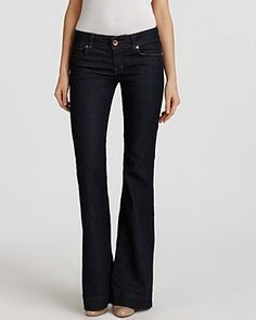 Has anyone worn J Brand Jeans? These looks so great and are flared just enough