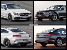 2017 Mercedes-AMG C 63 S Coupe nearly as heavy as the new BMW 7 Series - http://www.bmwblog.com/2015/08/20/2017-mercedes-amg-c-63-s-coupe-nearly-as-heavy-as-the-new-bmw-7-series/