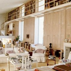 Oak Spring Garden Library: Architectural Digest
