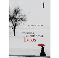 A Menina Que Roubava Livros - Markus Zusak.  Traz um olhar diferente em relação à Segunda Guerra Mundial, emocionante.