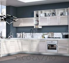 #kitchen #design #interior #furniture #furnishings #interiordesign  комплект в кухню Stosa York, St.С146