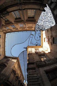 Sky art by Thomas Lamadieu