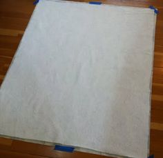 How to Baste a Quilt - Quilting In The Rain