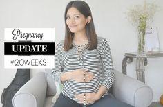 Actualización de embarazo / 20 SEMANAS