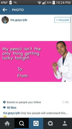 Anatomy valentine cards
