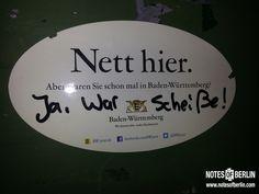 Berliner Straße | #Pankow // Mehr #NOTES findet ihr auf www.notesofberlin.com