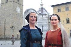 La fiction sui Medici in piazza del Duomo