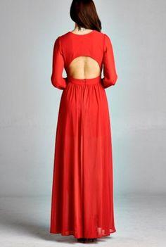 AG STUDIO 'Lovestruck' Dress - Red