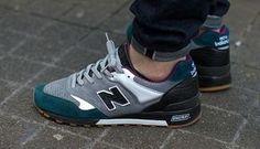 Sweetsoles – LFSTL x New Balance 577  Kakkerlak  New Balance Sneakers a71c94e54