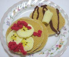 Gehäkelte Essen Muster Pfannkuchen Crochet Muster PDF Download sofort heiße Pfannkuchen  PDF MUSTER NUR ***  Pfannkuchen sind also unwiderstehlich!!! Einige haben wollen???  In den USA können Pfannkuchen auch als warme Semmeln, Pfannkuchen oder Flapjacks bezeichnet werden.  In Kanada und den Vereinigten Staaten ist der Pfannkuchen in der Regel ein Frühstück essen. In Australien und Großbritannien sind Pfannkuchen gegessen als Dessert oder Bohnenkraut mit eine Hauptmahlzeit serviert…