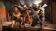 The most overpowered class in Destiny is...