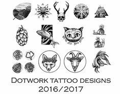 "Check out new work on my @Behance portfolio: ""Dotwork designs"" http://be.net/gallery/60349555/Dotwork-designs"