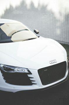 Fresh white R8.
