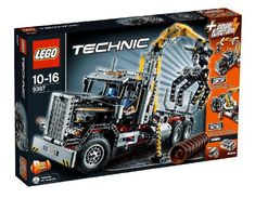 Lego Technic 9397 - Holztransporter » LegoShop24.de