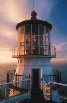 Point Reyes Lighthouse, California's Redwood Coast