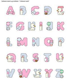 alfabeto bebè