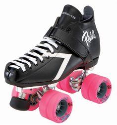 Riedell 265 Divine VEGAN Quad Speed Roller Skates