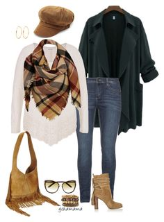 """""""I'm baaaaaack!- plus size"""" by gchamama ❤ liked on Polyvore featuring maurices, Michael Kors, Tom Ford and Sylvia Alexander"""