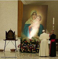 Audiencia con el Papa Francisco en el Vaticano