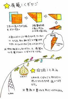 仙台七夕の作り方