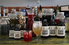 The Hudson Standard aims to raise the quality of small batch cocktail bitters and syrups by featuring the pure flavors of the Hudson Valley. Our syrups, called shrubs, are distinctly tart and sweet, blending seasonal fruits and spices with organic apple cider vinegar. Our bitters are made by finding the best quality ingredients from our …