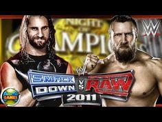 Daniel Bryan vs Seth Rollins WWE SvR 2011 [CAWs]