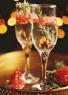 • шампанское • Гранат • розмарина Pomegranate, Flute, Champagne, Birthday Surprises, Tableware, Christmas, Gifs, Winter, Wisdom