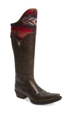 Ariat 'Caldera' Western Boot (Women) available at #Nordstrom