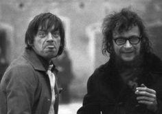 ryszard cieslak and jerzy grotowski: the body and the brain
