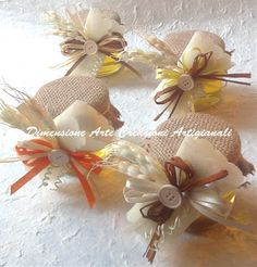Handmade creations ..... ..... Size Art Line deby country and mamy: Favors Confirmation