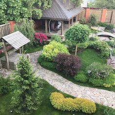 New Patio Ideas, Garden Yard Ideas, Backyard Garden Design, Garden Landscape Design, Garden Projects, Flower Garden Layouts, Outdoor Deck Decorating, European Garden, Outdoor Flowers