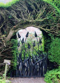 10 Amazingly Creative Fences and Gates!