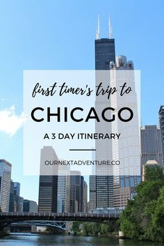 3 days in Chicago for first time visitors (with or without kids!) // Where to Eat | What to Do and See | Where to Stay