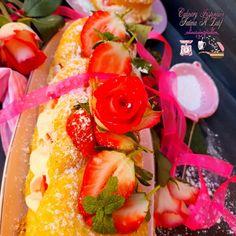 Custard Cake recipe by Fatima A Latif Custard Cake, Custard Filling, Fresh Cream, Food Categories, Cake Pans, Whipped Cream, Cake Recipes, Berries, Pudding