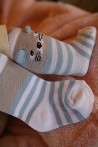 Mouse Baby Socks
