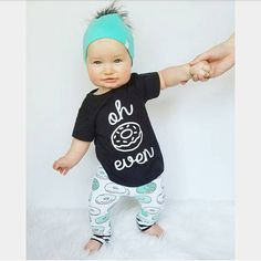 Check out this item in my Etsy shop https://www.etsy.com/listing/455130010/baby-shirts-oh-donut-even-toddler-shirt