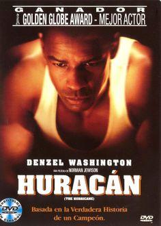 Huracán Carter (1999) EEUU. Dir: Norman Jewison. Drama. Baseado en feitos reais. Racismo - DVD CINE 1450