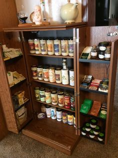 Tea storage on Pinterest | Loose Leaf Tea Teas and Tea Box & Tea storage idea. I NEED to do this and get rid of all those boxes ...