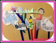 Kindergarten Smiles: Reader's Theater Fun!