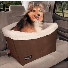 Solvit Tagalong Jumbo Car Seat