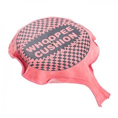 Ridley's Whoopee Cushion on Yellow Octopus #kriskringle #ridley's #whoopee #cushion #selfinflating
