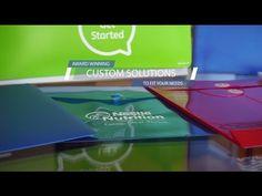 #Custom Poly Folders | PackZen HD  #business #print