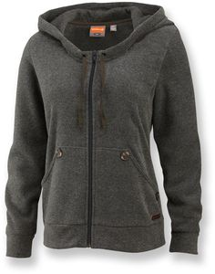 At REI Outlet: Merrell Liddel Full-Zip Fleece Jacket — Takes the classic hoodie to the next level.