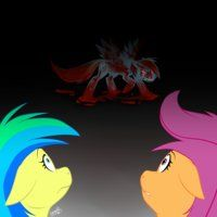 In the Rainbow Factory by ~Pika4Chu on deviantART