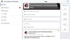 Some super tips to give your Facebook reach a well needed boost!   Social Media for small business and bloggers   Joanne Dewberry