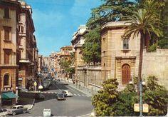 Via Nazionale, Rome, Italy 1960s