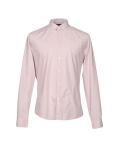 SCOTCH & SODA Men's Shirt Pink 15 ¾ inches-neck