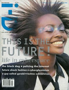 i-D the future issue no. 136, january 1995 photography by craig mcdean  stylist edward enninful